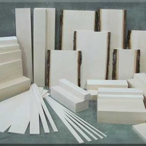 Basswood Carving Blocks 1-2 Inch