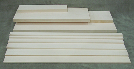 Basswood Craft Wood